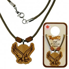 NECKLACE, EAGLE PENDANT