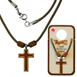NECKLACE, CROSS PENDANT