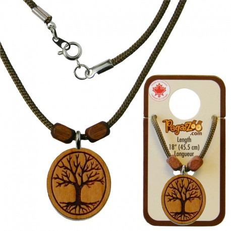 NECKLACE, TREE OF LIFE PENDANT
