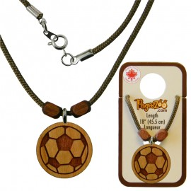 NECKLACE, SOCCER PENDANT