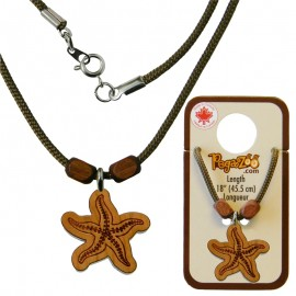 NECKLACE, SEA STAR PENDANT