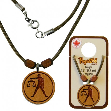 NECKLACE, LIBRA PENDANT