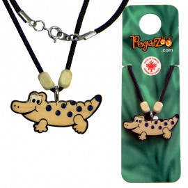 NECKLACE - ALLIGATOR