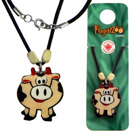 NECKLACE - COW