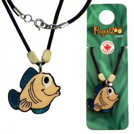NECKLACE - FISH
