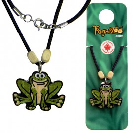 NECKLACE - FROG