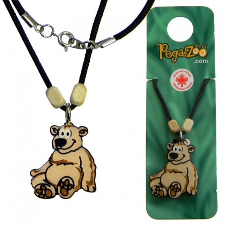 NECKLACE TEDDY BEAR