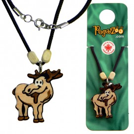 NECKLACE - MOOSE