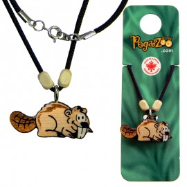 NECKLACE - BEAVER