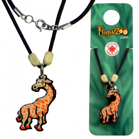 NECKLACE - GIRAFFE