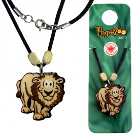 NECKLACE - LION