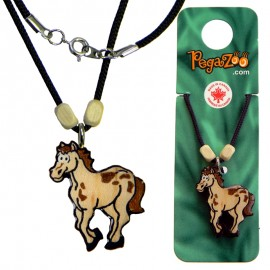 NECKLACE - HORSE