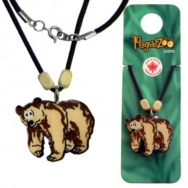 NECKLACE - BEAR