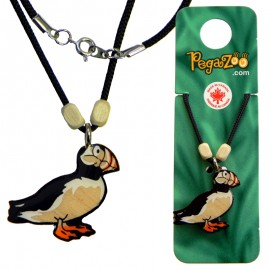 NECKLACE - PUFFIN