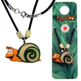 NECKLACE - SNAIL