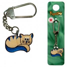 KEY CHAIN - CAT