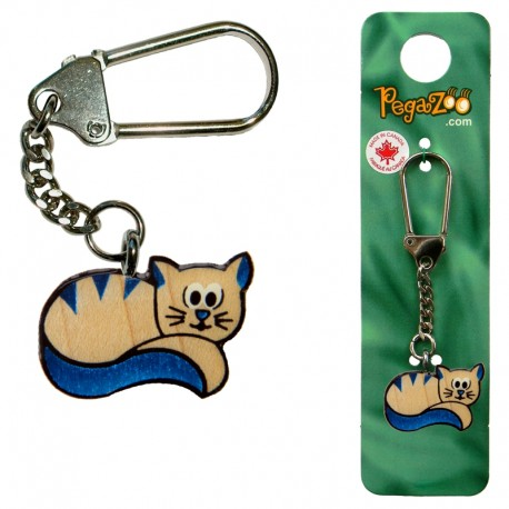 KEY CHAIN - CAT