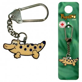 P102 - KEY CHAIN - ALLIGATOR