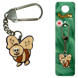KEY CHAIN - BEE