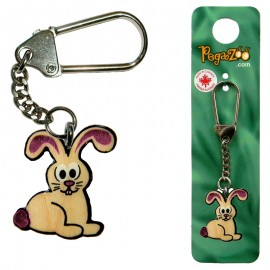 KEY CHAIN - RABBIT