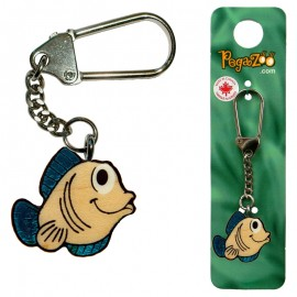 KEY CHAIN - FISH