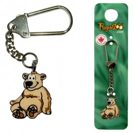 KEY CHAIN - TEDDY BEAR