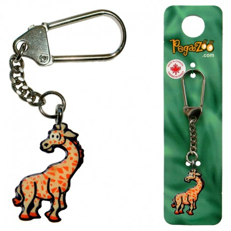 KEY CHAIN - GIRAFFE