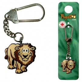 KEY CHAIN - LION