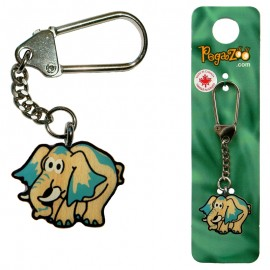 KEY CHAIN - ELEPHANT