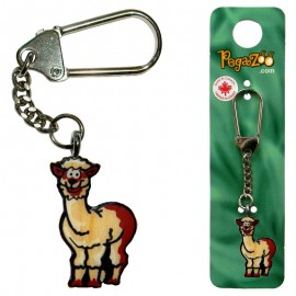 KEY CHAIN - ALPACA