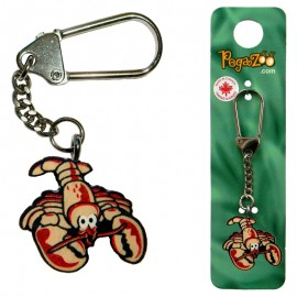 KEY CHAIN - LOBSTER