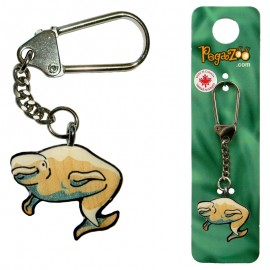 KEY CHAIN - BELUGA