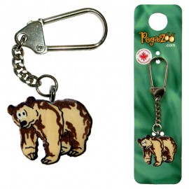 KEY CHAIN - BEAR
