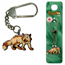 KEY CHAIN - FOX