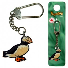 KEY CHAIN - PUFFIN