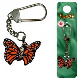 KEY CHAIN - BUTTERFLY