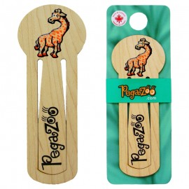 BOOKMARK - GIRAFFE