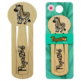 BOOKMARK - ZEBRA