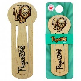 BOOKMARK - LION