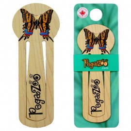 BOOKMARK - COLORED BUTTERFLY