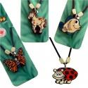Pegazoo - pendentifs animaux