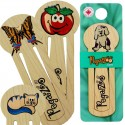 Pegazoo - Bookmarks animals